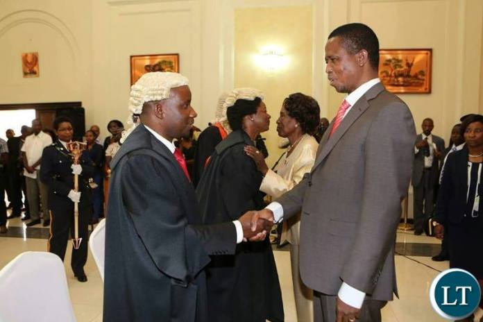 The Second Deputy Speaker of the National Assembly Mwiimba Malama