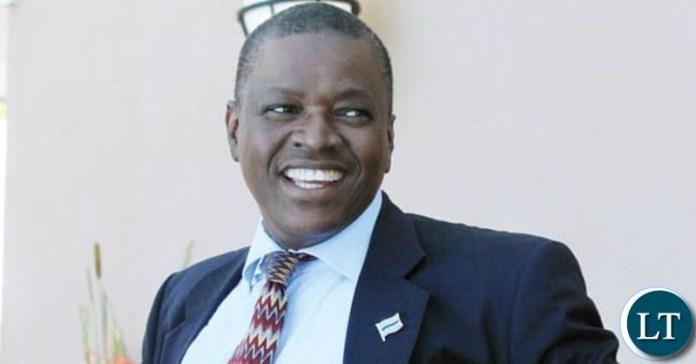 Botswana's new president, Mr Mokgweetsi Masisi