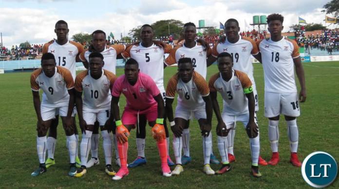 Under 20 National Soccer Team