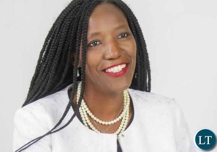 Zambia Law Development Commission (ZLDC) director Hope Ndhlovu Chanda