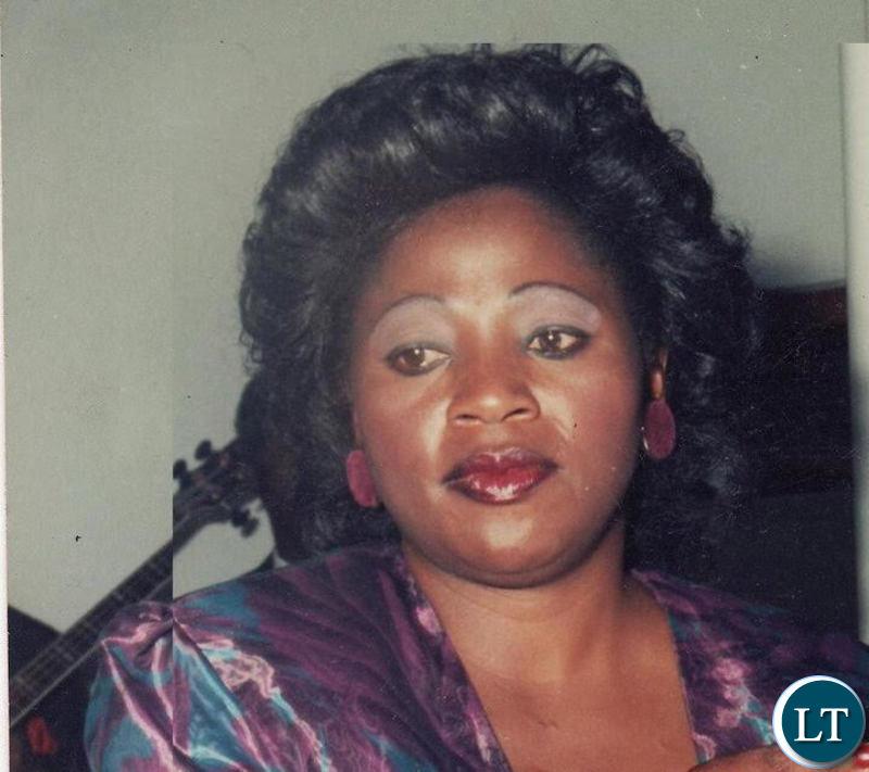 Zambia : Violet Kafula, God Mother of Zambian music dies