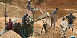 Small Scale Miners