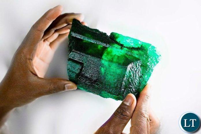 The Inkalamu (Lion) emerald-GEMFIELDS