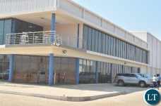 Cigarette manufacturing factory company which globbed over $ 25 million in construction at the Multi Facility Economic Zone in Lusaka.