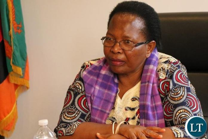 Chief Justice Ireen Mambilima