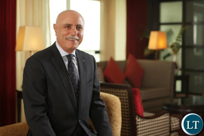 Rotana Co-founder and Vice Chairman Selim El Zyr