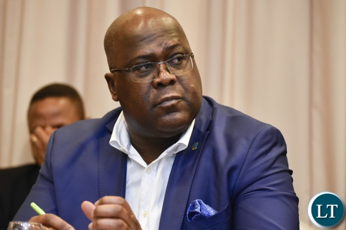 Leader of the Democratic Republic of Congo's political party Union for Democracy and Social Progress (UDPS) Felix Tshisekedi confirmed as the winner by the constitutional court