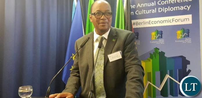 Zambia Tourism Agency Chief Executive Officer, Felix Chaila