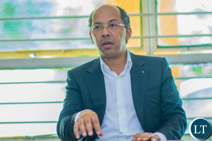 Founder and Chairman of APO Group Nicolas Pompigne-Mognard