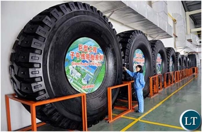 Fujian Haian Rubber Company Limited,
