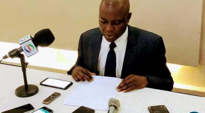 Kaoma Town Council Chairperson, Bindundu Mutti