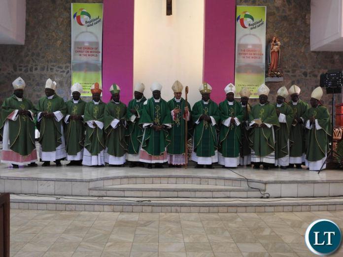 Zambian Catholic Bishops