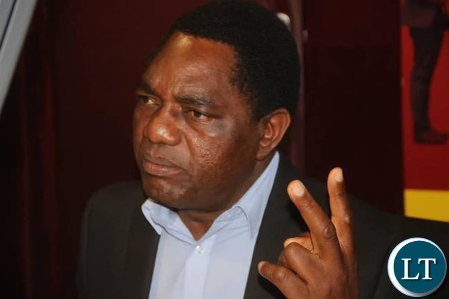 Image result for ECL supporter claims HH is causing Zambia's economic problems and making Zambians suffer