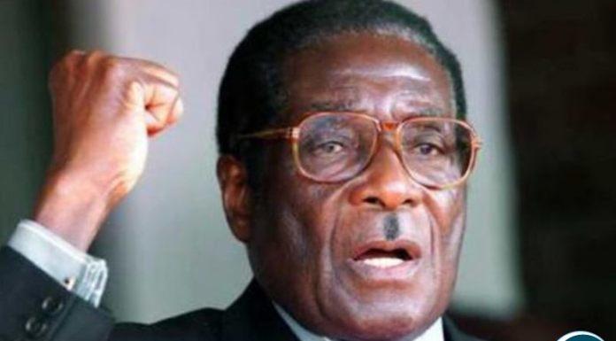 President Emerson Munangagwa confirms Mugabe's death, tweets;