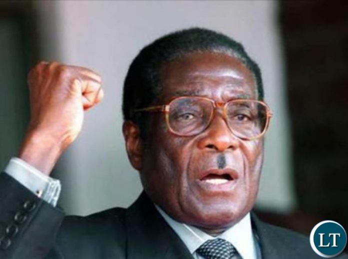 President Emerson Munangagwa confirms Mugabe's death, tweets;