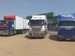 South African Police in Gauteng Province have recovered four Zambian trucks that were hijacked in that country in the early hours of Sunday