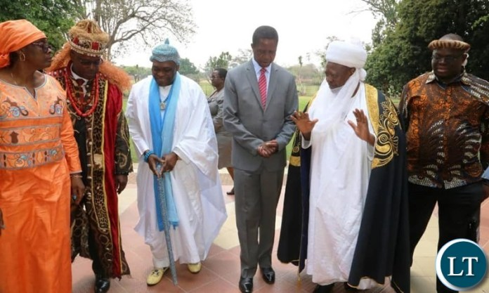 President Lungu has agreed to be on the board of trustee members of Executive Council for the Council of Traditional Leaders in Africa. He says society should change its perception towards the girl child and enable her attain her dreams just as a Male child.