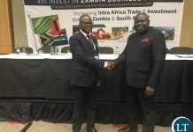 Economics Association of Zambia president Dr Lubinda Habazoka