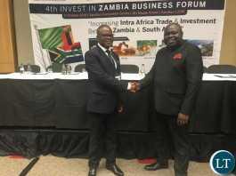 Economics Association of Zambia president Dr Lubinda Habazoka