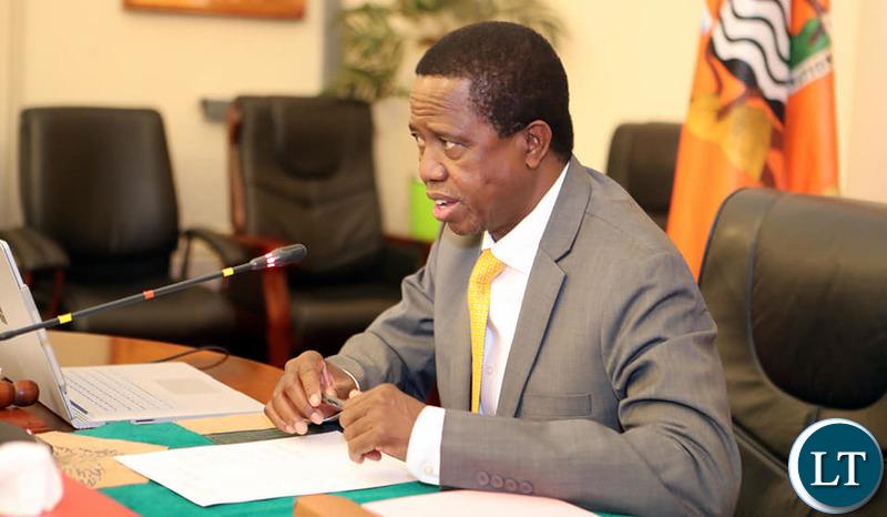 Zambia : President Edgar Lungu pardons 283 inmates
