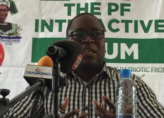 Eastern Province Minister, Hon. Makebi Zulu