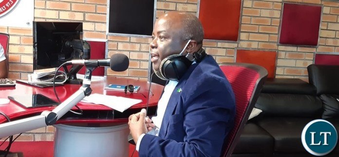 Home Affairs counterpart Stephen Kamyongo