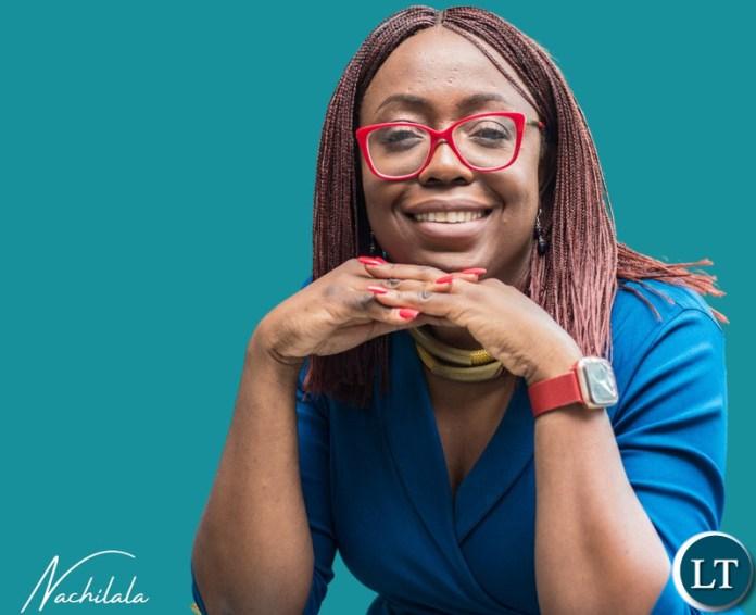 WWF Zambia Country Director – Nachilala Nkombo
