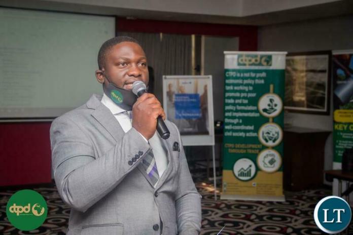 Isaac Mwaipopo (Mr) CTPD Executive Director