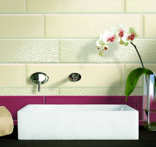 New And Traditional Brick Wall Tiles Modern Kitchen And Bathroom Decorating Ideas