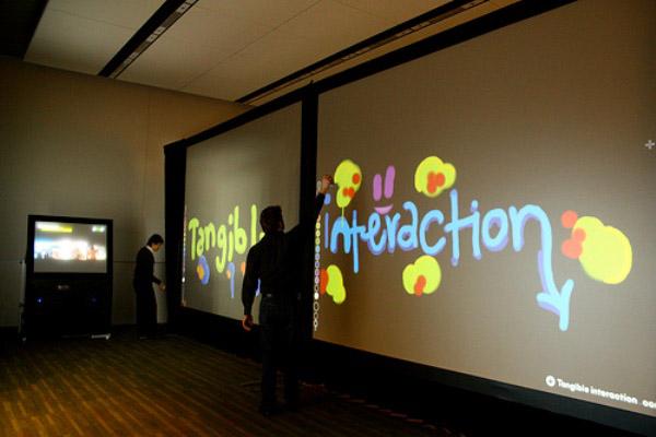 Digital Wall Panel And Smart Window Designs Modern Interior Design Ideas
