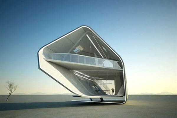 Houses Of The Future 10 Amazing Futuristic Design Ideas