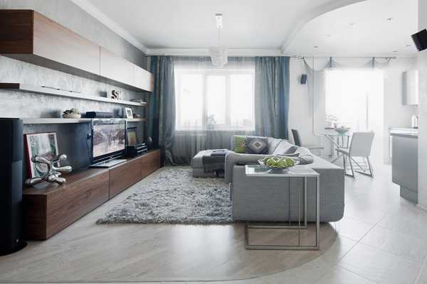 Small Apartment Decorating With Light Cool Colors