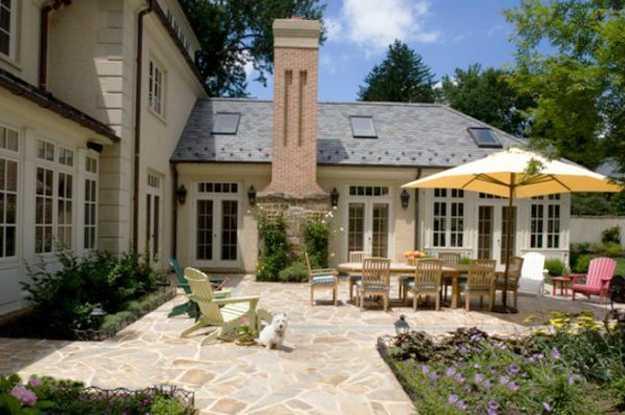 22 porch gazebo and backyard patio