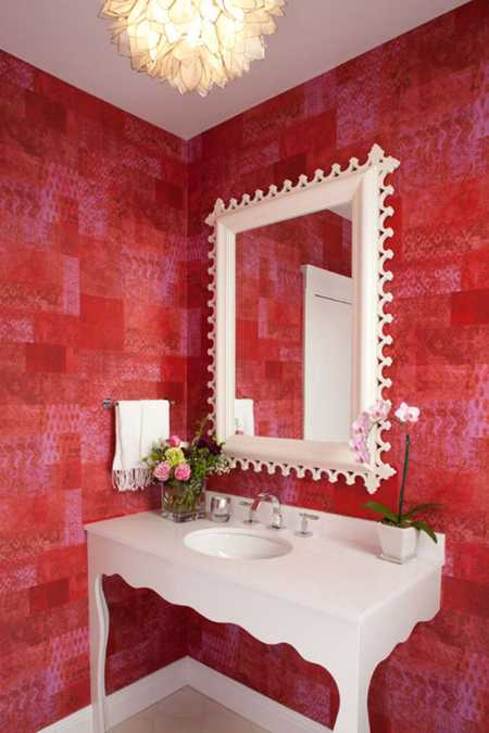 Red Interior Colors Adding Passion And Energy To Modern