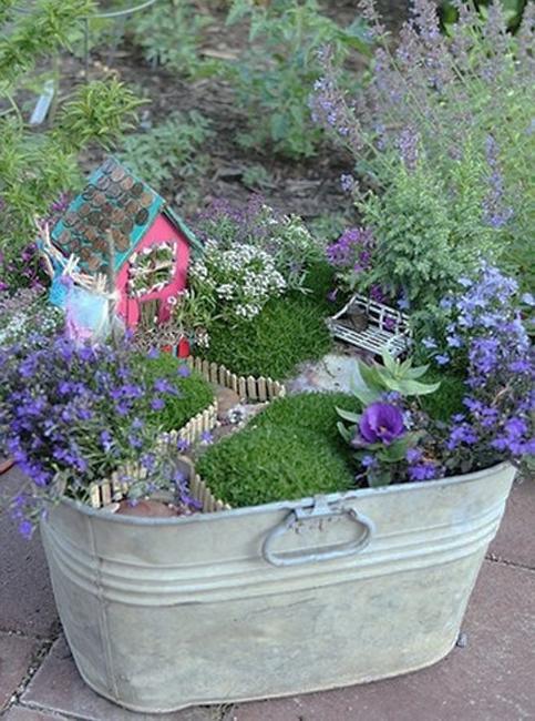 33 Miniature Garden Designs Fairy Gardens Defining New