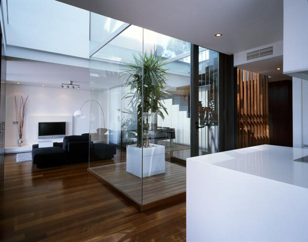 Small Contemporary Homes Enhancing Modern Interior Design ...