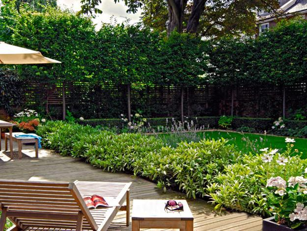 Natural Backyard Landscaping Ideas Save Money Creating