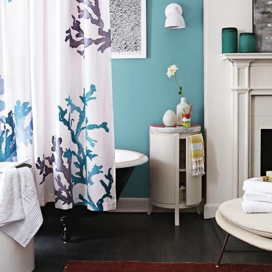 33 Modern Bathroom Design And Decorating Ideas Incorporating Sea Shell Art And Crafts