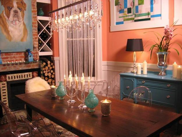 How To Use Orange And Blue Color Schemes For Modern