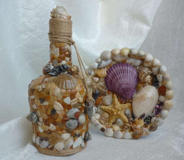 40 Sea Shell Art And Crafts Adding Charming Accents To