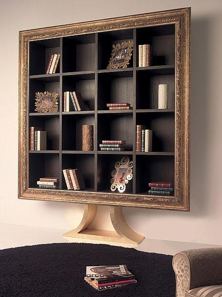 22 Modern Book Shelves To Display Books In Creative And