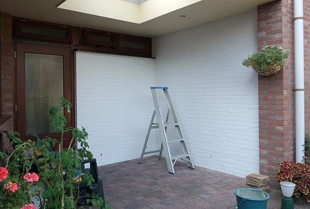 amazing painting ideas for brick walls