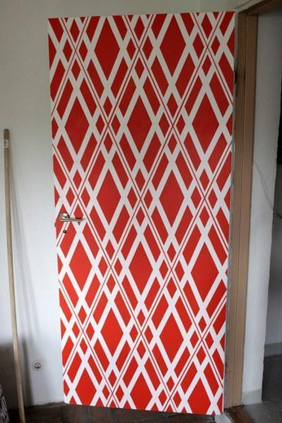 30 Creative Interior Door Decoration Ideas Personalizing Home Interiors