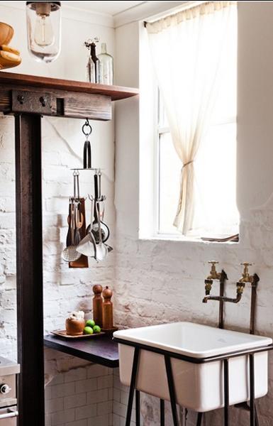 22 Unique Kitchen Sinks Personalizing Modern Kitchen ...