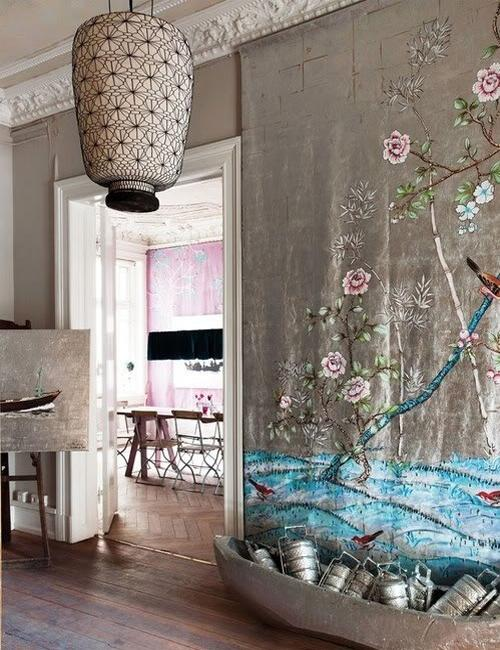 Interior Decorating In Asian Style Modern Interior Design