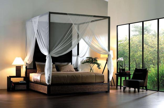 25 glamorous canopy beds for romantic