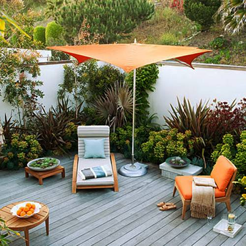 15 small backyard designs efficiently