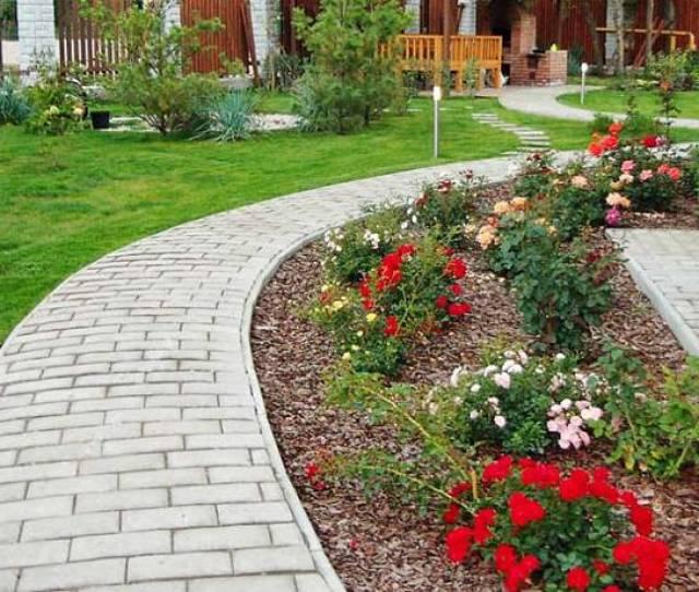 Garden Design And Yard Landscaping Ideas