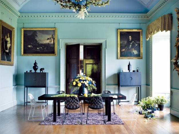 165 And 25 Eclectic Dining Room Design And Decorating