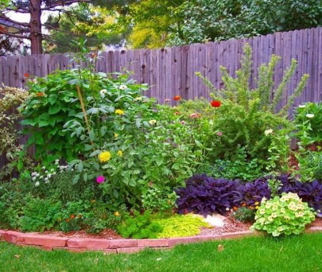 Raised Bed Border Design Idea Beautiful Yard Landscaping
